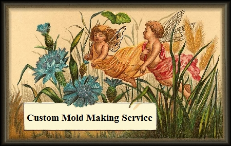 Custom Mold Making Service - Mystic Molds